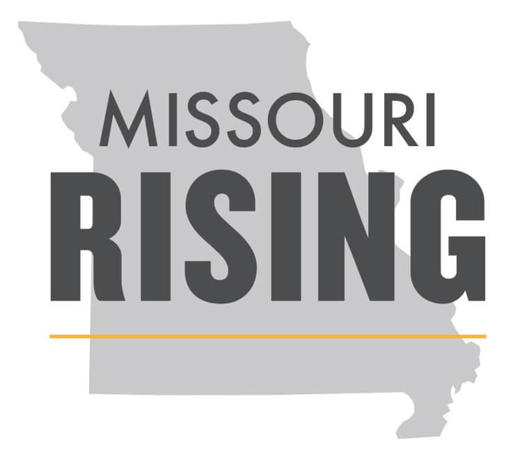 Missouri Rising - Logo