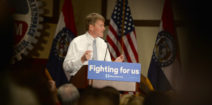 Chris Koster Says No Lobbyist Gifts… Then How'd He Get The Free Springsteen Tix?