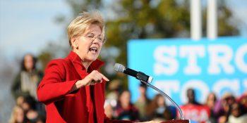 No Surprise. Sen. Warren Puts Big Labor's Agenda Before Interests Of American Workers