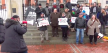 ROC United Activist Tells White Protestors That Injustice Is Rooted In White Supremacy
