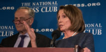 Dem Leadership Moves Further Left With Nat'l $15 Min Wage Bill