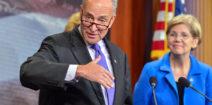 Progressives Pounce on Schumer