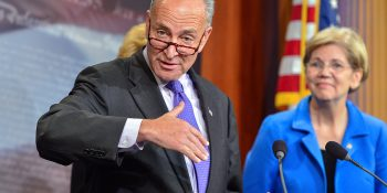 Progressives Pounce on Schumer