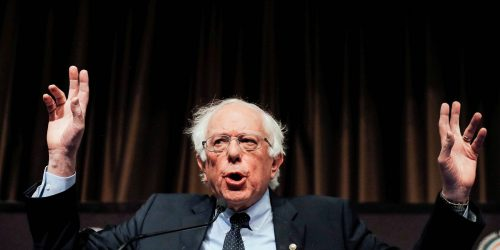 Three Pinocchio's for Bernie Sanders on Medicare for All